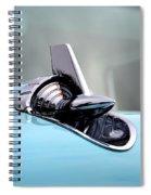 57 Chevy Detail Spiral Notebook