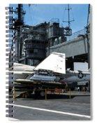 A-6 Intruder Spiral Notebook