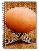A Balanced Meal Spiral Notebook