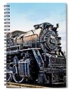 A Baltimore Chooch Spiral Notebook