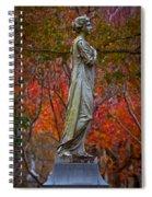 A Beautiful Angel Spiral Notebook