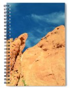 A Beautiful Day Spiral Notebook