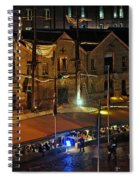 A Beautiful Dining Ambience Spiral Notebook