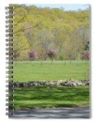 A Beautiful Landscape Spiral Notebook