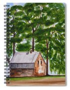 A Beautiful Place On Earth Spiral Notebook