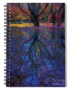 A Beautiful Reflection  Spiral Notebook