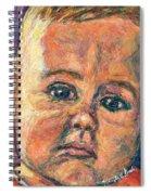 A Beginning Spiral Notebook