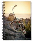 A Bike And Chi Spiral Notebook
