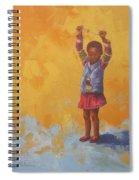 A Bit Of Africa Spiral Notebook