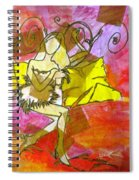 A Bit Of Whimsy Spiral Notebook