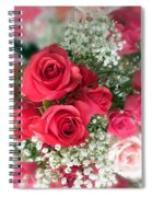 A Bouquet Of Roses For You Spiral Notebook