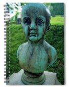 A Boy Named Hayward Spiral Notebook