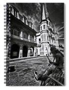 A Buck At A Time Spiral Notebook