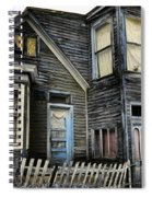 A Bygone Era Spiral Notebook