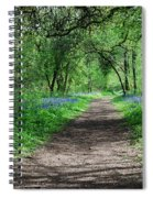 A Carpet Of Colour 2 Spiral Notebook