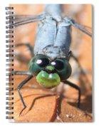 A Cheery Hello Spiral Notebook