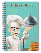 A Chef 1 Spiral Notebook