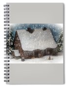 A Christmas In My Dreams Spiral Notebook
