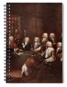 A Committee Of The House Of Commons Spiral Notebook