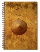 A Conical Hat Spiral Notebook