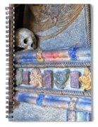 A Conversation Piece Spiral Notebook