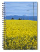 A Country Mile Spiral Notebook