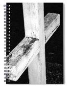A Cross Abstract 2 Spiral Notebook