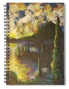 A Cypress Congregation Spiral Notebook