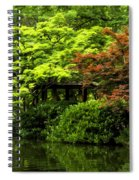 A Dab Of Color Spiral Notebook