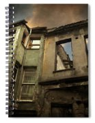 A Day In Balat Spiral Notebook