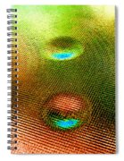 A Disturbance In The Force Spiral Notebook