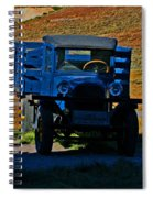 A Dodge In Bodie Spiral Notebook