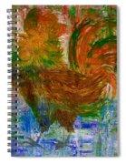 A Doodle Doo Spiral Notebook