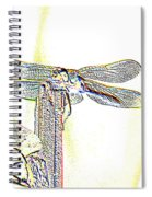 A Dragonfly In My Dreams Spiral Notebook