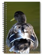 A Duck's Tale Spiral Notebook