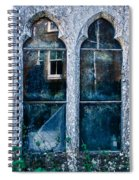 A Face At The Window Spiral Notebook