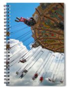 A Fair Day Spiral Notebook