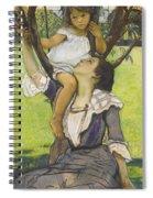 A Fairy Tale Spiral Notebook
