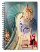 A Fake Legend Spiral Notebook