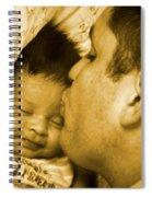 A Father's Love Spiral Notebook