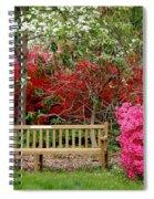A Favorite Spot Spiral Notebook
