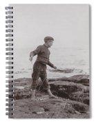 A Fisher Laddie Spiral Notebook