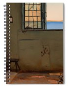 A Fisherman's Bedroom Spiral Notebook