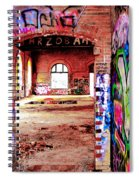 A Fixer Upper Spiral Notebook