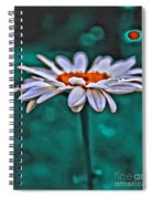A Flower For You Spiral Notebook