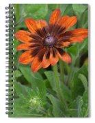 A Flower Within A Flower Spiral Notebook