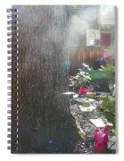 A Foggy Mist Spiral Notebook