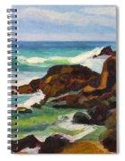 A Frouxeira Galicia Spiral Notebook