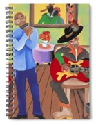 A Funky Kind-a-party Spiral Notebook