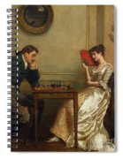 A Game Of Chess Spiral Notebook